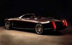 The Cadillac Ciel is a concept unveiled at the Pebble Beach Concours d'Elegance. See photos and read about the four-door convertible Cadillac at Car and Driver. Cadillac Ats, Cadillac Eldorado, Audi, Porsche, General Motors, Bugatti, Jaguar, Convertible, Mustang