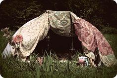 gypsy tents. (:
