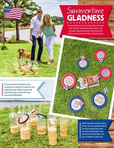Throw a nautical bash to celebrate summer with these festive ideas!
