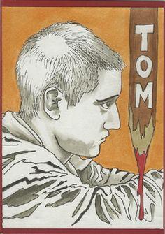 Being Human~ Tom McNair ATC