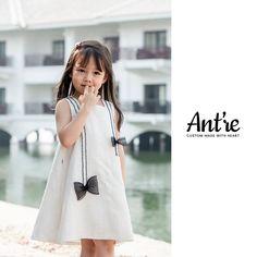 Kid Dresses, Little Dresses, Baby Dress, White Dress, Princess, Fashion, Tall Clothing, White Dress Outfit, Fashion Styles