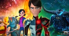 Trollhunters Part 2 Trailer Takes Jim Into the Darklands -- Get your first look at Trollhunters Season 2, continuing the saga of Jim Lake Jr. on Netflix this December. -- http://tvweb.com/trollhunters-season-2-trailer/