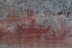Pictographs - Artery Lake, Manitoba. Rock Of Ages, The Rock, Reds Bbq, The Good German, Bbq Apron, Small Fireplace, Grilling Gifts, Interesting History, Prehistoric