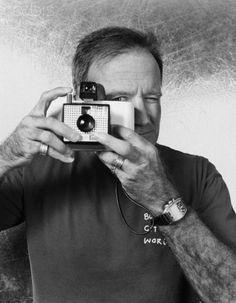 Robin Williams, 2002 © Erin Patrice O'Brien/Corbis