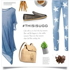 Play With Prints In UGG: Contest Entry