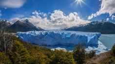 The Perito Moreno Glacier, Argentina. Photo: iStock