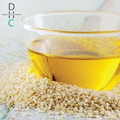 #DidYouknow that sesame seed oil reduces plaque and bacteria to fight gingivitis while it aids the remineralization of the enamel