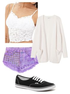 """Untitled #83"" by karis426 ❤ liked on Polyvore featuring Forever 21, Runwaydreamz, Monki and Vans"