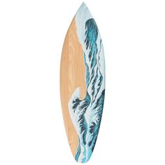 For Sale on - Motus. A bench designed with the idea of constant movement, even when anchored to a fixed place, Motus combines handcrafted lime wood with contrasting Surfboard Painting, Surfboard Shapes, Wooden Surfboard, Surfboard Art, Surfing Painting, Painted Skateboard, Skateboard Deck Art, Skateboard Design, Surf Table