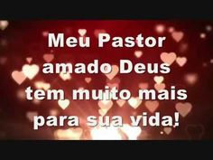 O Escolhido - Homenagem ao Pastor