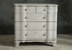 love the shape of the drawers and the feet. Cool Bedroom Furniture, Painted Furniture, Dresser, Loft, Drawers, Shape, Vintage, Nice, Home Decor