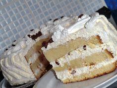 Oroszkrém torta recept