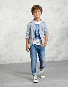 Kid's Wear - Pepe Jeans London SS 2015