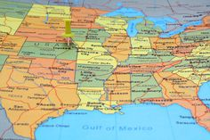 Name the Next Bordering State (Without Backtracking) | Quiz from Mental Floss