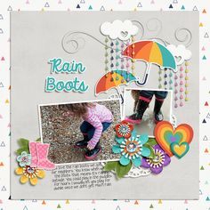 Layout made by Mary Ashbaugh using All Year Round: Precipitations by Traci Reed and Jady Day Studio http://www.sweetshoppedesigns.com/sweetshoppe/product.php?productid=30684&cat=747&page=1 All Year Round: Precipitations Stickers by Traci Reed and Jady Day Studio http://www.sweetshoppedesigns.com/sweetshoppe/product.php?productid=30686&cat=747&page=1 Fuss Free: November Rain by FIddle-Dee-Dee Designs #sweetshoppedesigns #tracireeddesigns #digitalscrapbooking