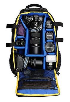 Mirrorless Camera Backpack
