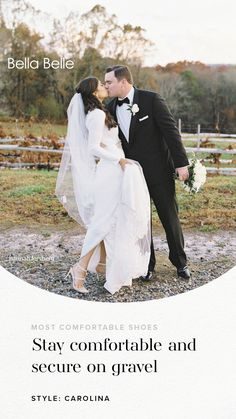Whether you are having an outdoor wedding in a garden or gravel, Bella Belle wedding shoes are the most comfortable and stunning, according to real brides. Most Comfortable Shoes, Wedding Heels, Wedding Looks, Wedding Photos, Wedding Dresses, Outdoor, Brides, Garden, Marriage Pictures
