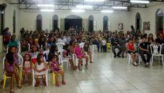 Igreja Batista Monte Hebrom comemora 3° aniversário em Solidão | S1 Notícias