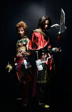 無双 - hikaru ryomou Cosplay Photo - WorldCosplay