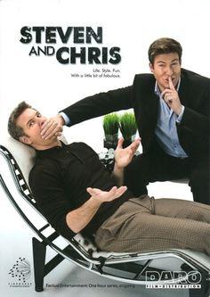 Steven and Chris