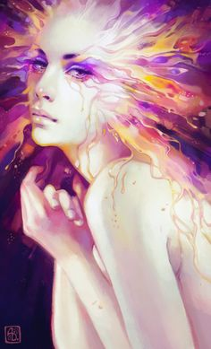 Spatter by *escume on deviantART