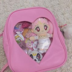 可愛い  Finally done deco my ita bag  #itabag #sailormoon