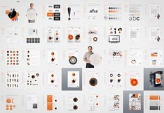 Corporate & Brand Identity - Alka Insurance, Denmark on Behance