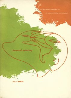"Max Ernst ""Beyond Painting"", The Documents of Modern Art Series Edited by Robert Motherwell, 1948"