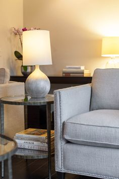 Bring @Arhaus Furniture Into Your House. Pictured here: The Rooney compliments any room | Green Home Decor & Furnishings