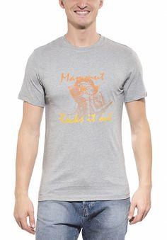 Das Massone T-Shirt Men aus bioRe-Biobaumwolle mit Elasthan zeigt einen coolen Mammut-Print auf der Brust.  Bio-Baumwolle: Unternehmensverantwortung umfasst die ganze Zulieferkette bis hin zum Baumwollfeld. Deshalb verwendet Mammut für die Climbing-Produktlinie Biobaumwolle aus fairer und nachhaltiger...  • Zusatzinformation: - BioRe Organic Cotton • Größeninformation: Größe fällt normal aus ...