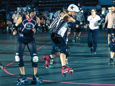 WFTDA February 2013 Featured League: Jacksonville Rollergirls (photo by Josh Pettway)