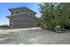 14219 W Center Dr, Lakewood, CO 80228 Garage Doors, Sidewalk, The Originals, Outdoor Decor, Home Decor, Decoration Home, Room Decor, Side Walkway, Walkway