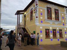 BLOG DO RADIALISTA EDIZIO LIMA: Antiga Câmara foi restaurada e Memorial inaugurado em Porto Velho