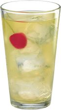 Pearl Bomb-egranate- 1½ oz. Pearl® Pomegranate Flavored Vodka Fill with your favorite Energy Drink