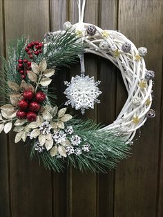 Christmas wreaths fro doors