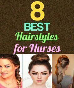 Trendy hairstyles for work nurse 26 Ideas Nurse Hairstyles, Work Hairstyles, Trendy Hairstyles, Hairdos, Hot Haircuts, Cna Nurse, Nurse Life, Nursing Tips, Nursing Career
