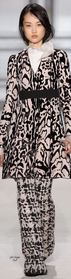 Giambattista Valli Fall 2015 RTW