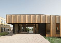 Feilden Fowles Architects: Applied Learning Centre, Bath