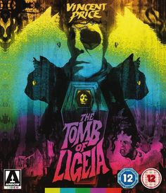 The Tomb of Ligeia (1964) Great use of negative space. Title is also pretty cool.