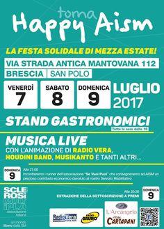 Happy Aism a Brescia  http://www.panesalamina.com/2017/56712-happy-aism-a-brescia-2.html