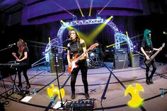 EMKE plays weekly gigs at Hard Rock Café and International Market Place KEITH KADOYAMA PHOTO
