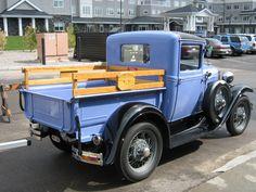 1931 Ford Model A Truck-SR