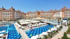 Turecko - Side - Hotel Royal Alhambra Palace - hotel s bazénmi Onur Air, Das Hotel, Hotel S, Hotel Royal, Alhambra Palace, Side Antalya, Turkey Holidays, Palace Hotel, Pamukkale