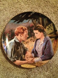 SELECT PLATE GONE WITH THE WIND COLLECTORS PLATES VARIOUS ISSUES