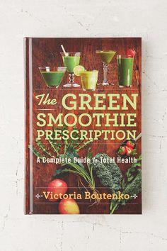 The Green Smoothie Prescription By Victoria Boutenko
