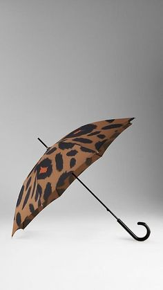 Animal Print Umbrella from Burberry. Saved to Things I want as gifts. Shop more products from Burberry on Wanelo. Leopard Fashion, Animal Print Fashion, Animal Prints, Little Presents, Animal Magnetism, Umbrellas Parasols, Under My Umbrella, Singing In The Rain, Cheetah Print