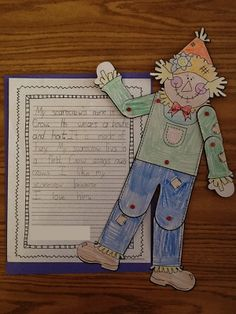 1st Grade Fantabulous: Writing
