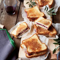 The secret to Chris Kronner's delectable sandwiches is the jam spiked with Pinot Noir. Kronner got the idea when he was helping Elisabeth Prueitt test...