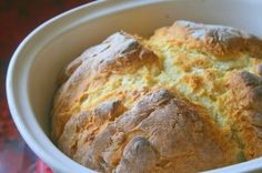 Irish Soda Bread- yu
