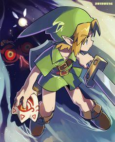 The Legend Of Zelda, Legend Of Zelda Breath, Zelda Drawing, Kingdom Hearts, Link Art, Manga Anime, Video Game Art, Video Games, Link Zelda